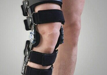 452eecfaf7 Dial Lock Hinged ROM Knee Brace Dr.MED K017 for ACL Tear or Osteoarthritis,  etc
