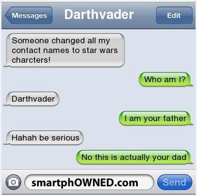 Fun texts to send a girl