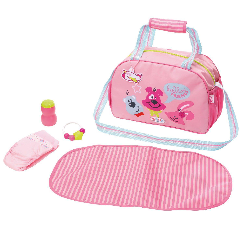 Torba Z Zestawem Do Przewijania Dla Lalki Baby Born 43 Cm Brykacze Pl Sklep Z Zabawkami Baby Born Baby Boy Accessories Baby Accessories