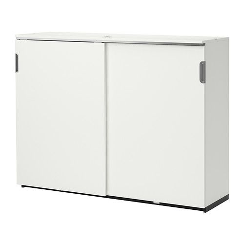 Galant Cabinet With Sliding Doors White Pinterest Doors