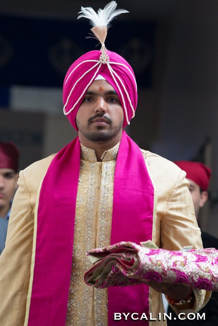 Pindi & Prateek\'s Sweet Intimate Sikh Wedding {Toronto, CA}