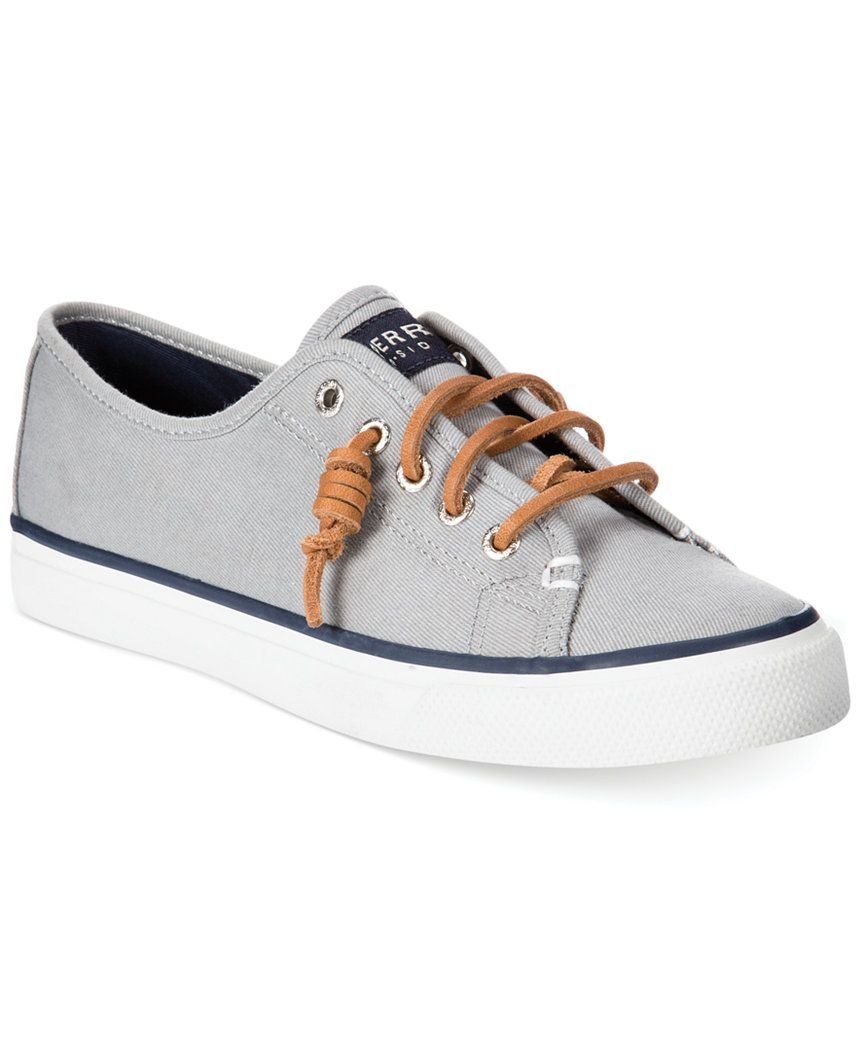 Sperry shoes, Canvas sneakers, Sneakers