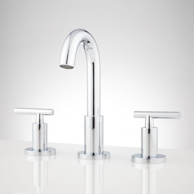 Kids Bathroom Sink Faucets Bareva Widespread Bathroom Faucet