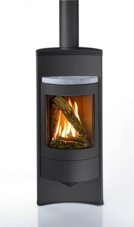 Luno 8160 Gas Stove By Hearthstone Made With Two