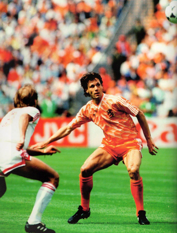 Vanbasten 9ine Fútbol Holanda