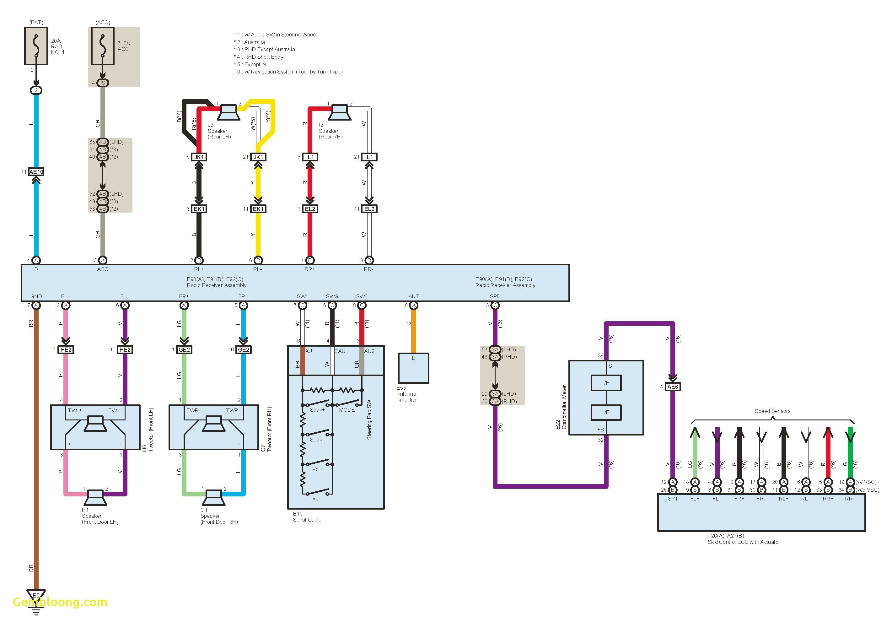 New Wiring Diagram For Dual Alternators  Diagrams