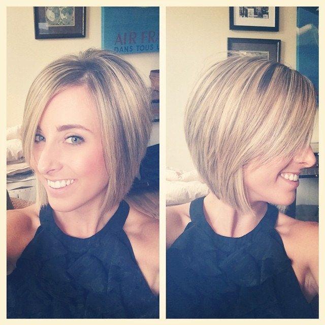 candid. hair cut
