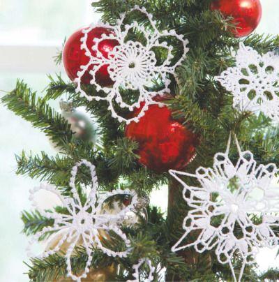 99 Snowflakes Volume 2 - Review | Schneeflocken, Weihnachten und Häkeln