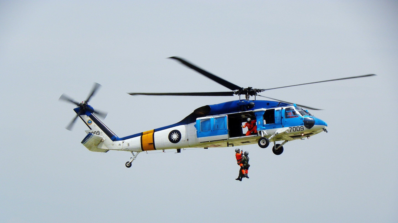 9947eb45508 ROCAF S-70C Rescue Operation Demo 20110813 - Sikorsky UH-60 Black Hawk -  Wikipedia