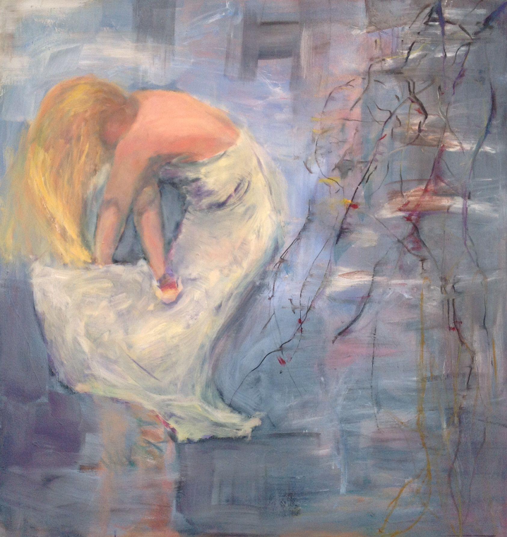 Kaija Eerolan maalaus