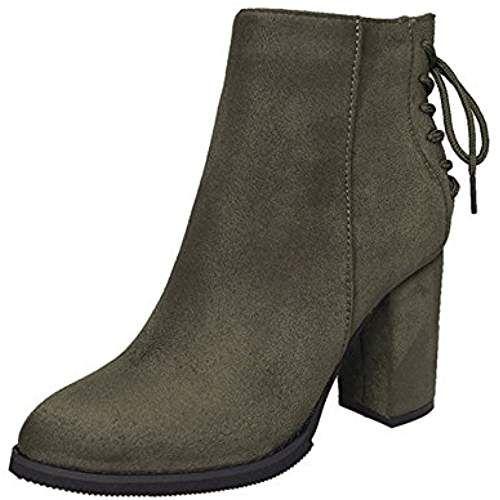 e66d9745 Kukul Kul-19508-1 Zapatos de tacón para mujer Nuevo Botas de Cremallera  Otoño