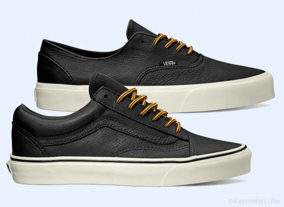 Vans California Leather Pack