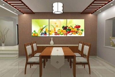 cuadros para sala comedor modernos | Cuadros comedor | Pinterest ...