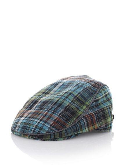 a9b239af6 Ben Sherman Men's Madras Driver Hat at MYHABIT | Accessories ...