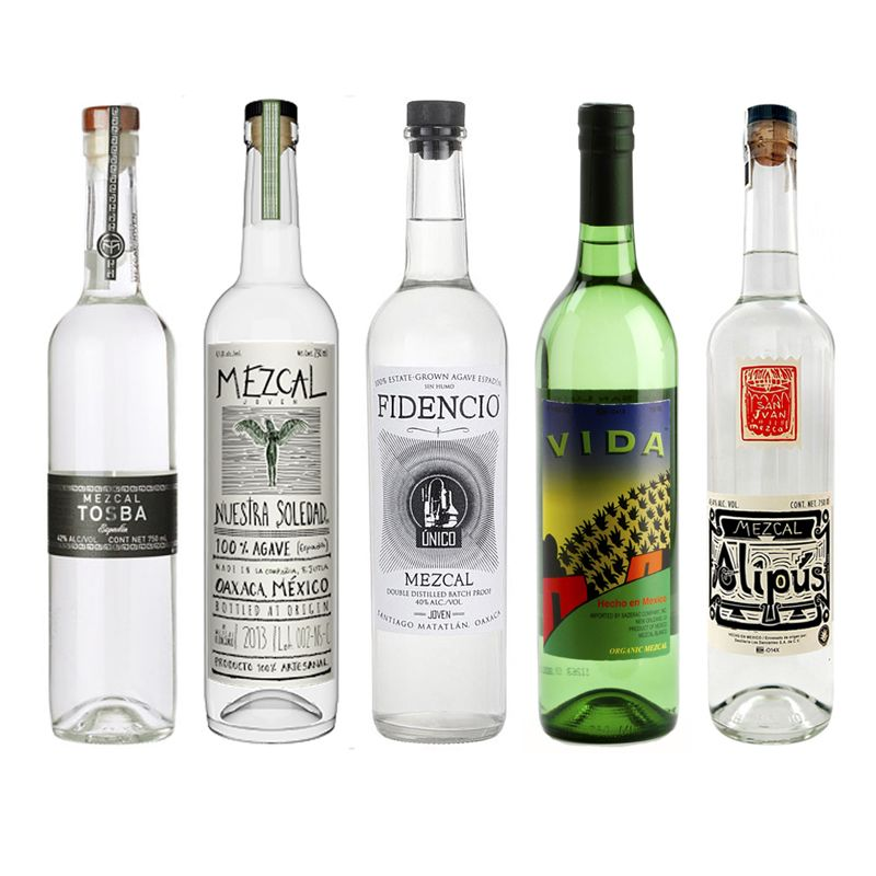 The 8 best bottles of mezcal under 40 agaves alcoholic for Good tequila mixed drinks