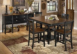 16++ Owingsville counter height dining room table Tips