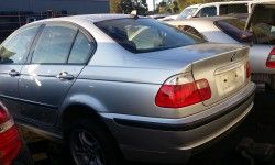 BMW E46 S1 323i Sedan « AllAutomotive Dismantlers Wrecking at Riverside Spares - Sydney 02 9755 2099