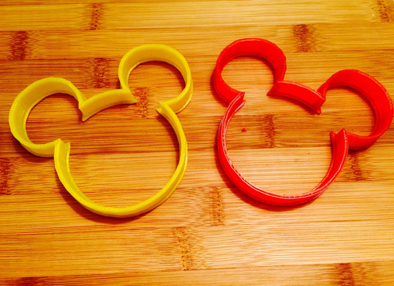 Mickey Mouse Cookie Cutter and Fondant,Disney Cookie Cutter,Select ...