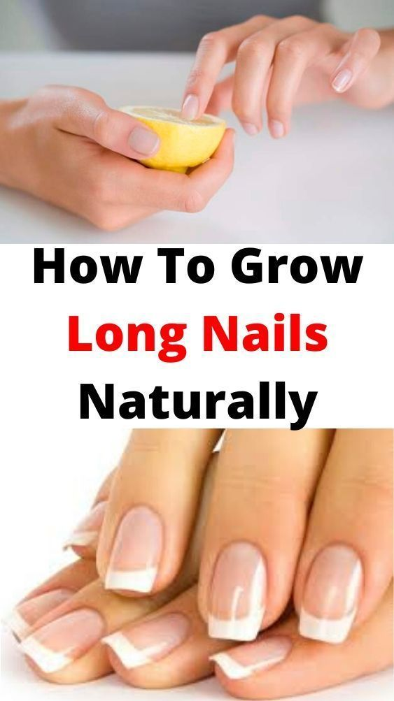 If you want to grow nails fast, the first thing you must do is learn to take better care of them. We've put together some home remedies to grow nails faster. #grownails #growingnails #healthynails #strongnails #fastergrowingnails #beautifulnails #glamour #beauty #homeremedies #beautifulnails #beautyforwomen #womennbeauty #HairLossTreatmentVcare