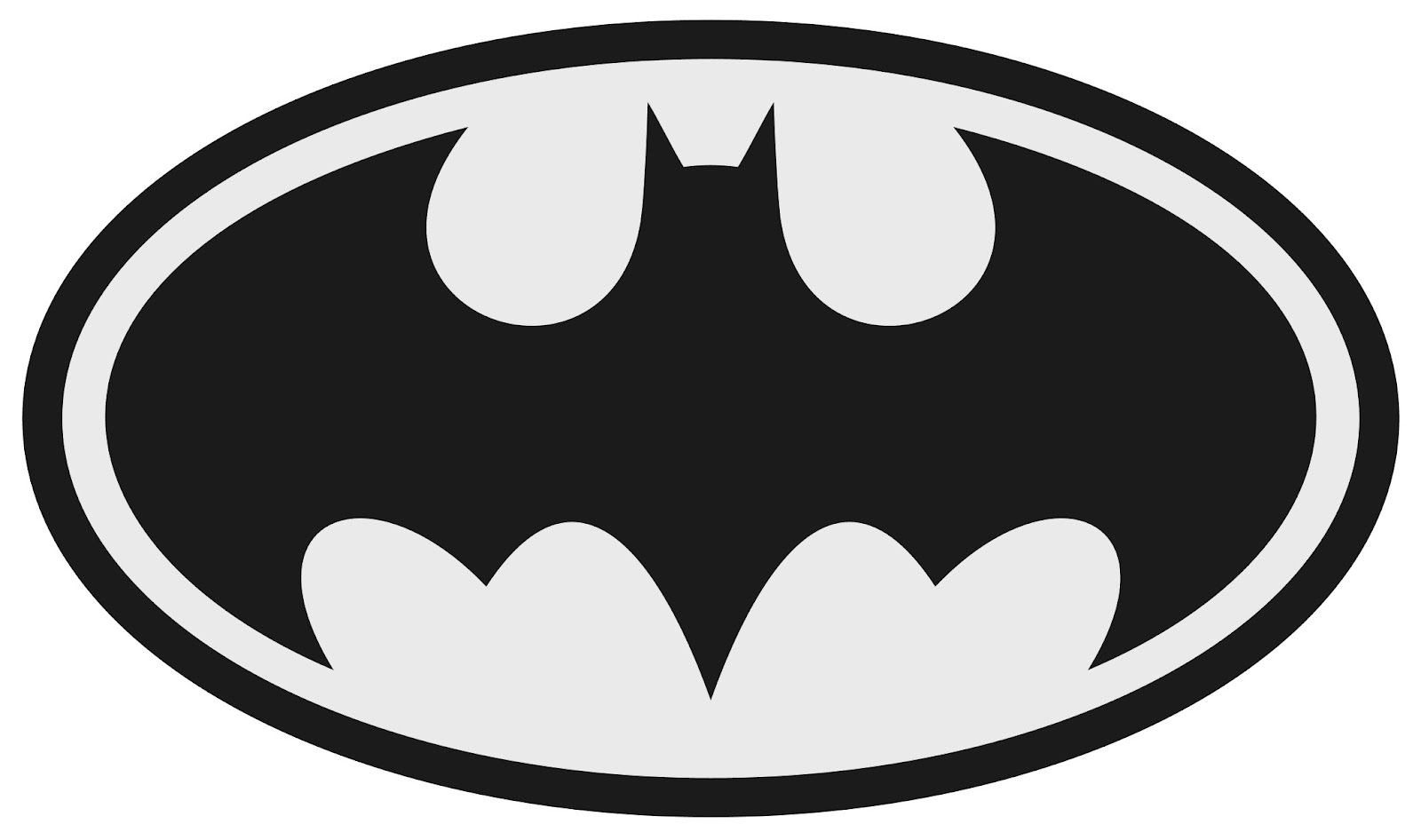 how to make your own custom printables including downloadable rh pinterest co uk black and white batman symbol