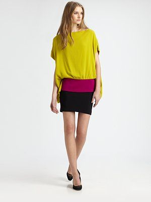 This would coordinate perfectly with my Rachel Roy pumps.... and black pants or a black pencil skirt.