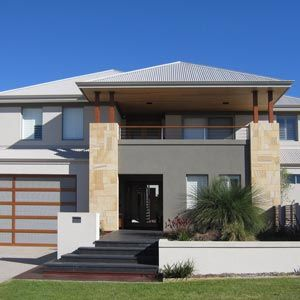 Breakwater Double Storey Home Plans By Boyd Design Perth