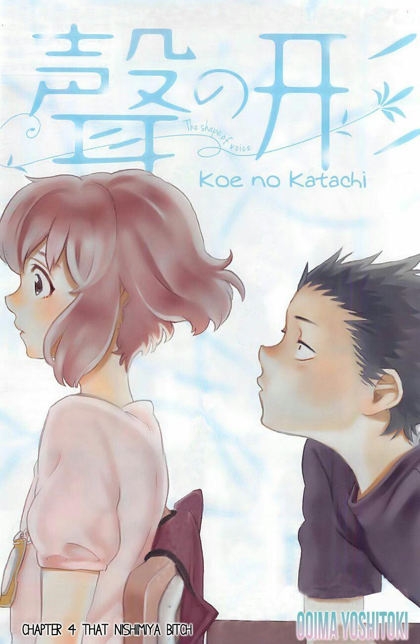 A Silent Voice her's deaf.... Anime films, A silent