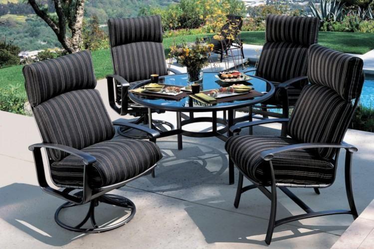 tropitone patio furniture used luxury