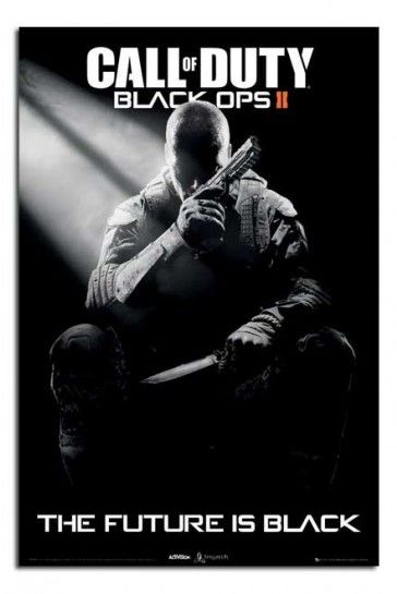 Call Of Duty Black Ops 2 Cover Poster Iposters From 5 99 Call