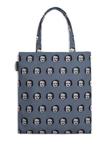 Edgar Allan Poe-ka Dots: Gray