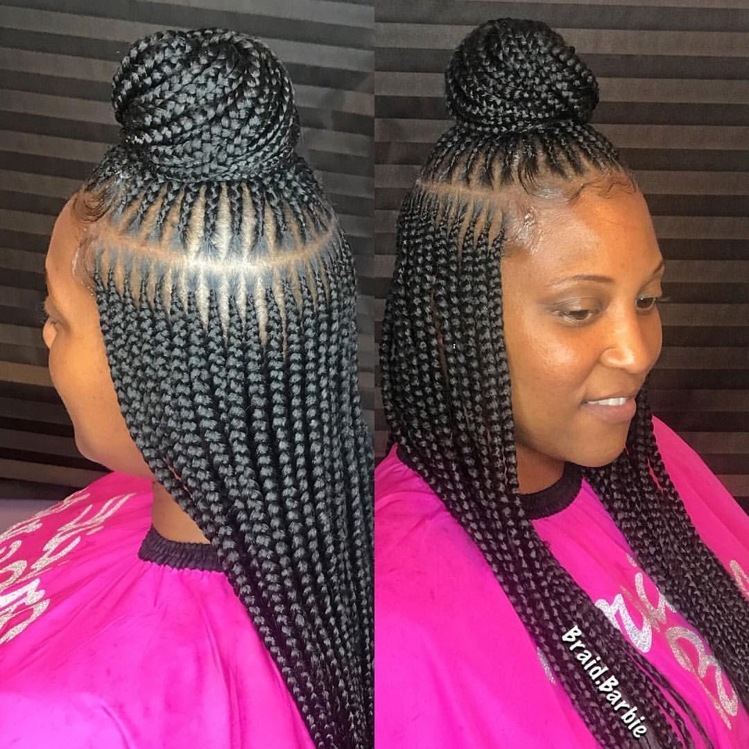 FULANI BRAID FESTIVAL HAIRSTYLE /CURLING WAND ON 4C HAIR - YouTube #africanhairs...#africanhairs #braid #curling #festival #fulani #hair #hairstyle #wand #youtube