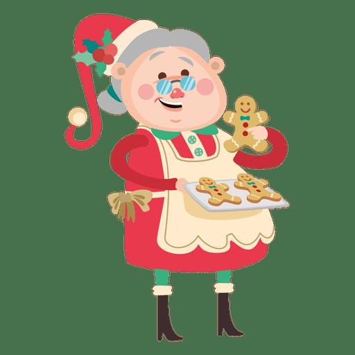 Grandma With Cookies Cartoon Transparent Png Svg Vector Cartoons Png Cartoon Graphic Design Art