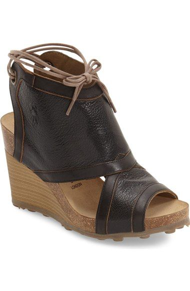 9ca539e8ab1b Fly London  Adye  Wedge (Women) available at  Nordstrom