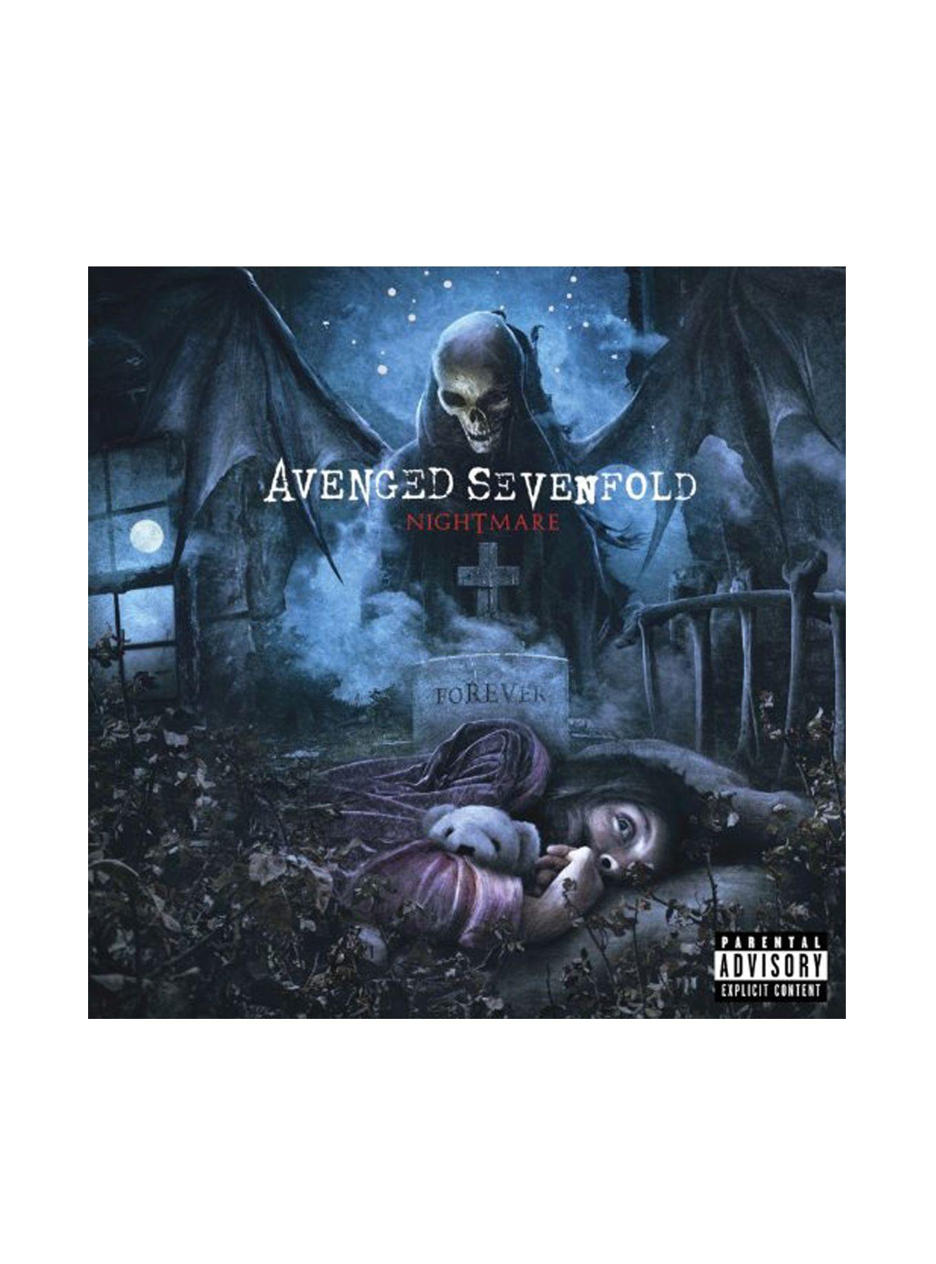 Avenged Sevenfold Nightmare Vinyl LP Hot Topic