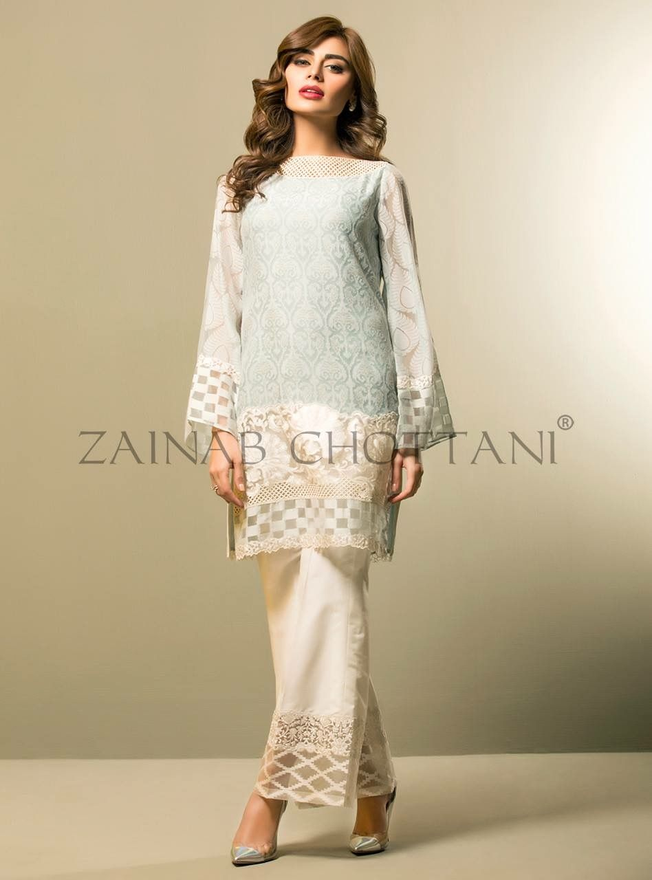 Pakistani Casual Wear By Zainab Chottani Pakistani