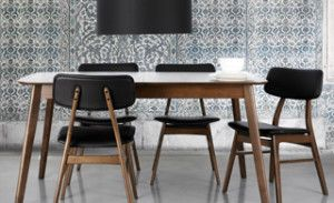 Table Extensible Loel Maison Corbeil Table Home Decor Dining Chairs
