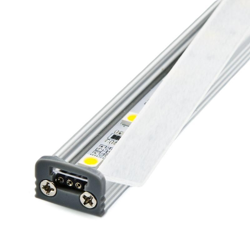 Linkable Led Linear Light Bar Fixture 1 080 Lumens In 2020 Linear Lighting Bar Lighting Led Garage Lights