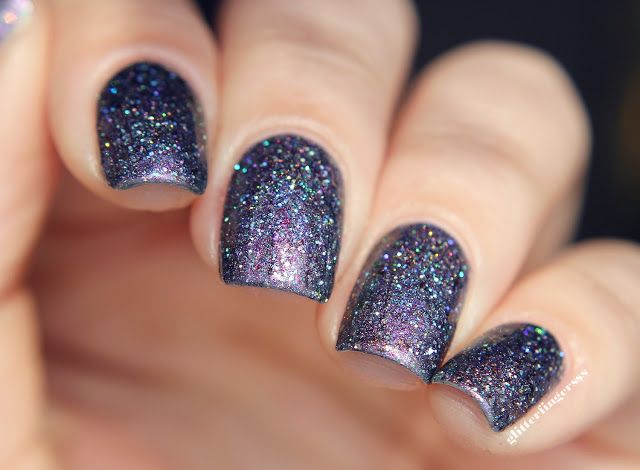 Glitterfingersss: F.U.N. Lacquer 2015 Limited Edition Collection - Distinct