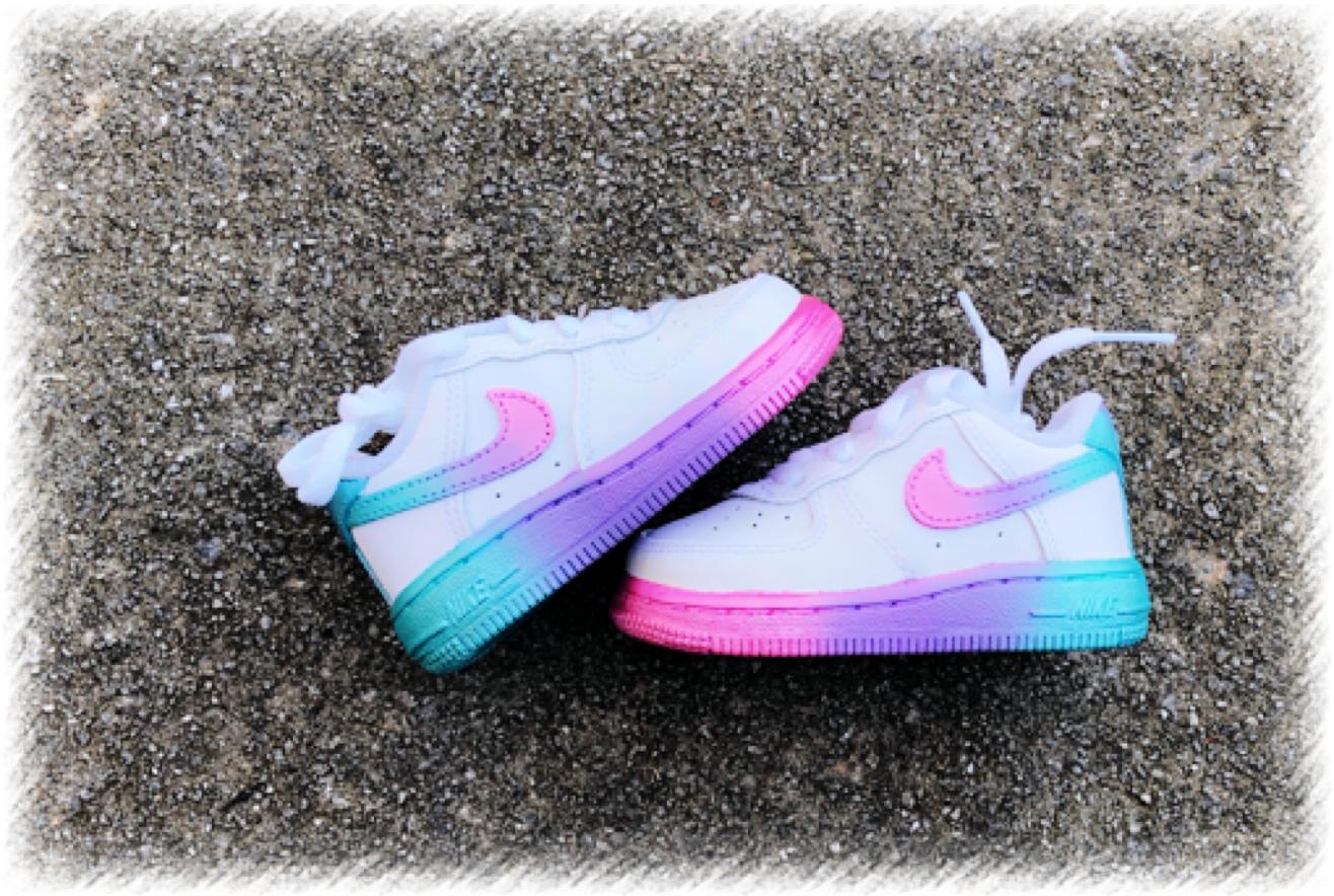 Unicorn Nike Air Force 1's | Nike, Nike