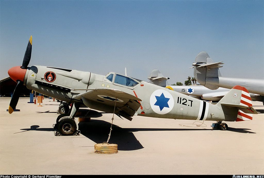 avia s 199 of the israeli air force the s 199 was based off the