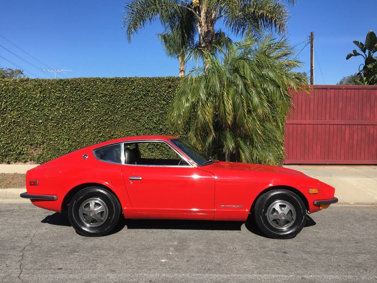 1971 Datsun 240Z for sale 2123678 Hemmings Motor News