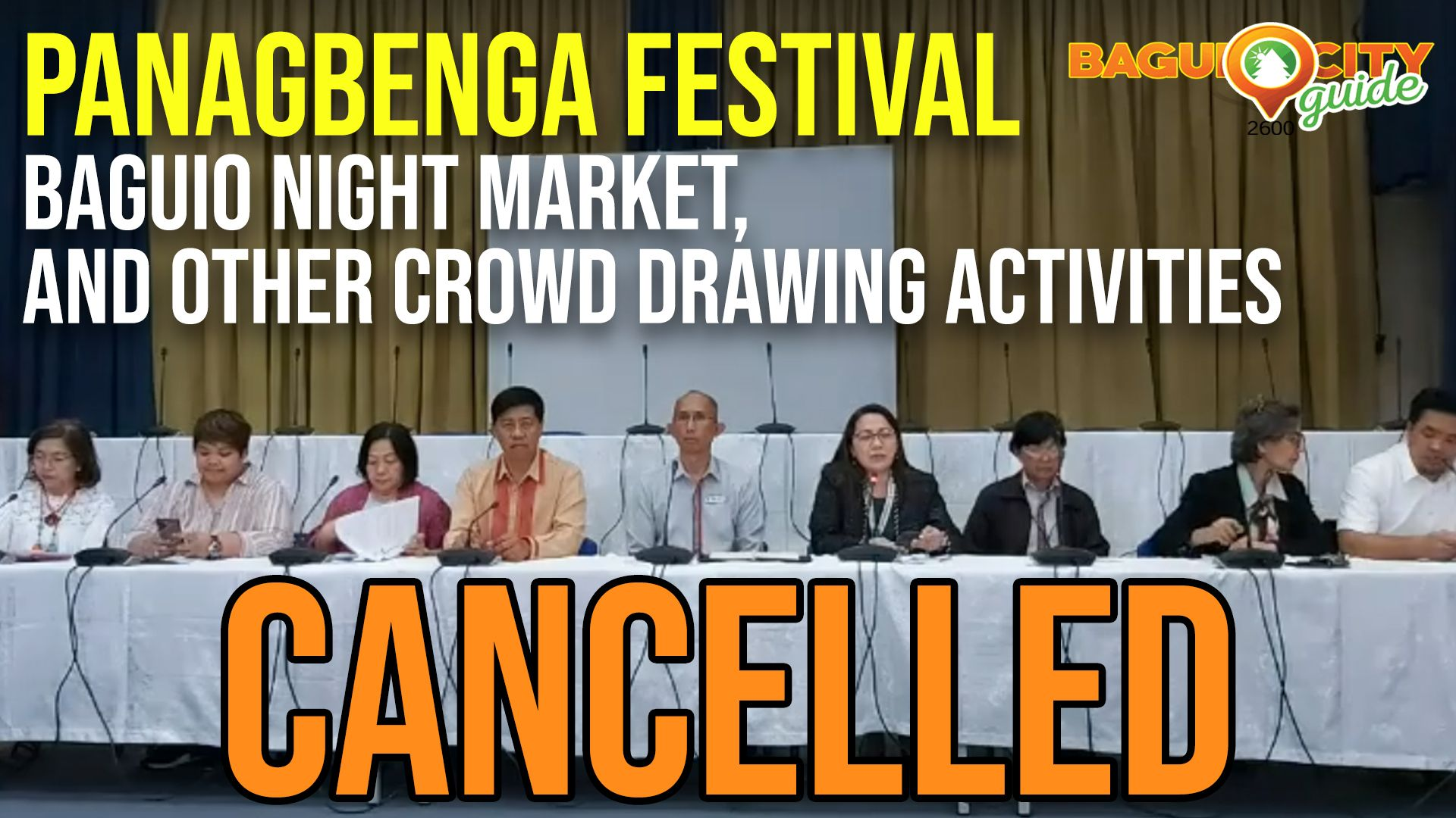 Panagbenga 2020 Cancelled in 2020 Crowd drawing, Drawing
