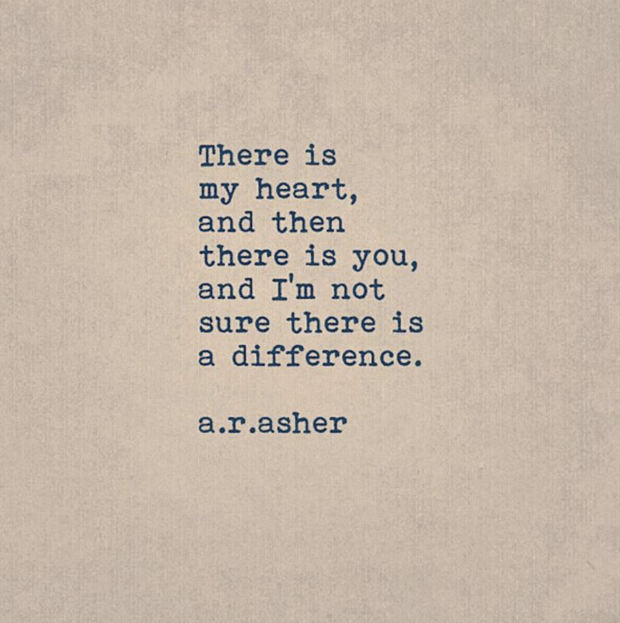 60 Times Instagram Poet AR Asher PERFECTLY Described How Love Stunning U Beautiful Quotes
