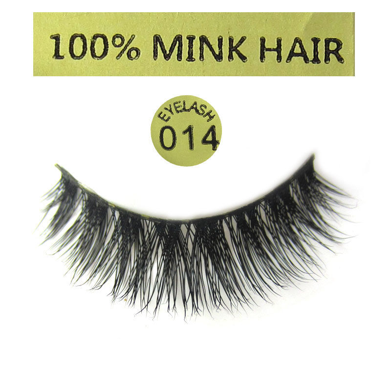 59e934905a0 Hot Luxurious 100 Real Mink Elegant Cross Thick False Eyelashes 3D Eye  Lashes 860714156628 eBay#Mink#Elegant#Cross