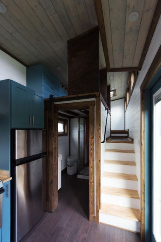 So MUCH in So Little! Tiny in 2018 Pinterest House, Tiny house