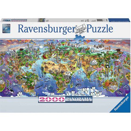 Toys | Products | Puzzle 2000, 2000 piece puzzle, Jigsaw puzzles