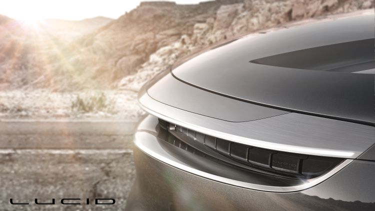 In The Past Week Atieva Has Changed Its Name To Lucid Motors And