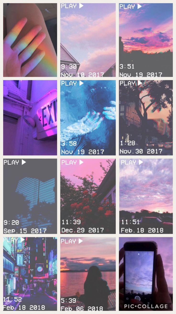 Vintage Snaps Aesthetic Iphone Wallpaper Wallpaper Tumblr