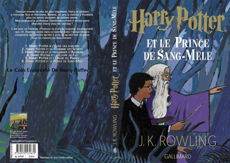 Harry Potter Harry Potter Mini Livres Et Prince