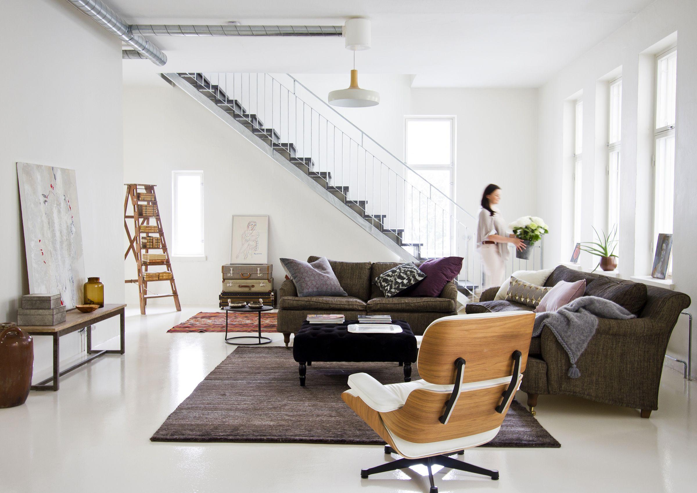 Kuinka loft-asunto tai muu suuri tila kannattaa sisustaa? Lue Avotakan vinkit ja…